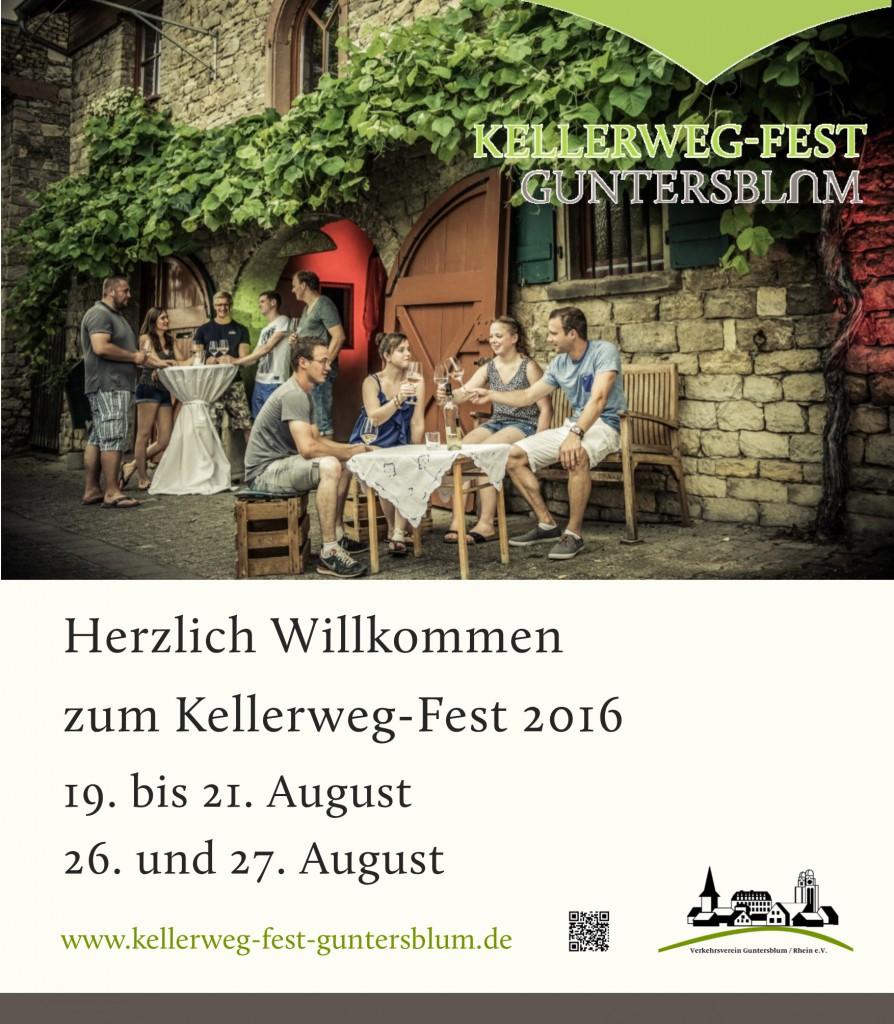 Kellerweg-Fest 2016